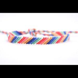 Candy Friendship Bracelet